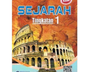Download Dskp Sejarah Tingkatan 1 Baik Buku Teks Sejarah Tingkatan 1 Shopee Malaysia