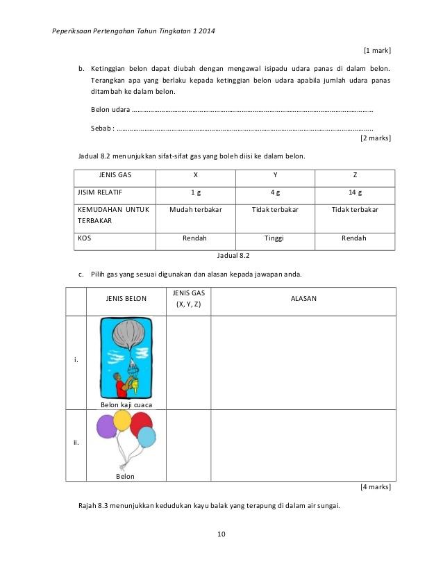 Latihan Sains Tingkatan 4 Power soalan Sains Ting 1 Of Dapatkan Latihan Sains Tingkatan 4 Yang Terhebat Khas Untuk Guru-guru Lihat!