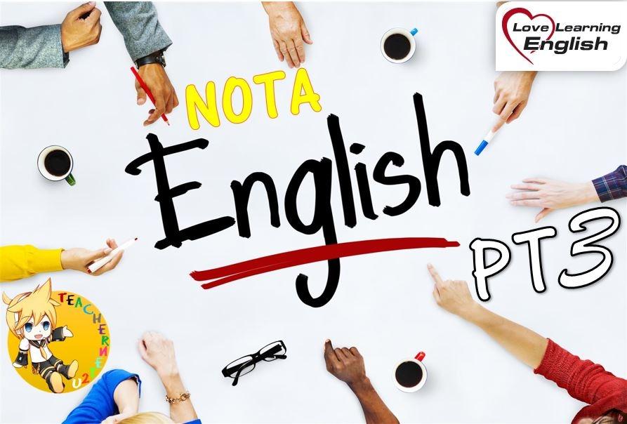 Nota Padat Bahasa Inggeris Tahun 2 Yang Penting Nota Padat Bahasa Inggeris Pt3 Teachernet2u Of Himpunan Nota Padat Bahasa Inggeris Tahun 2 Yang Menarik Untuk Para Guru Muat Turun