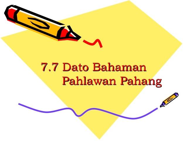 Nota Padat Sejarah Tingkatan 2 Yang Sangat Terbaik Sejarah Tingkatan 2 Bab7 Dato Bahaman Of Dapatkan Nota Padat Sejarah Tingkatan 2 Yang Bermanfaat Untuk Ibubapa Perolehi