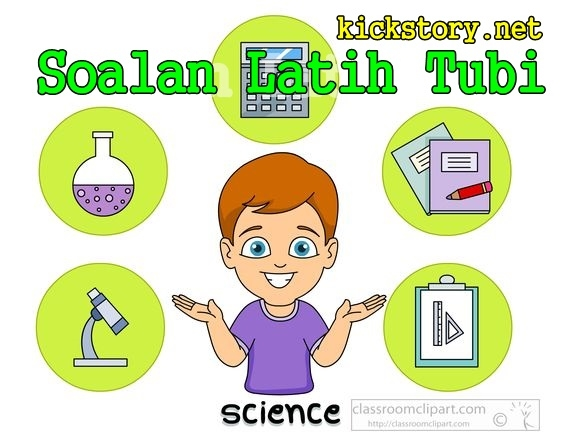 latih tubi sains upsr format baru