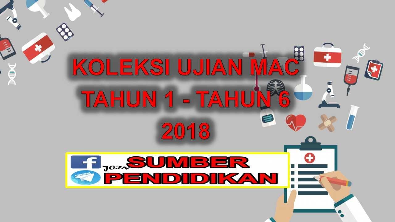 Soalan Pentaksiran Awal Tahun Bahasa Melayu Tahun 2 Bermanfaat Koleksi Ujian Mac Tahun 1 Hingga Tahun 6 2018 Sumber Pendidikan Of Senarai Pentaksiran Awal Tahun Bahasa Melayu Tahun 2 Yang Bernilai Khas Untuk Guru-guru Dapatkan!