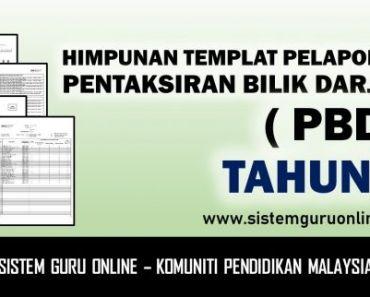 Soalan Pentaksiran Awal Tahun Bahasa Melayu Tahun 2 Terbaik Himpunan Templat Pelaporan Pentaksiran Bilik Darjah Pbd Tahun 2