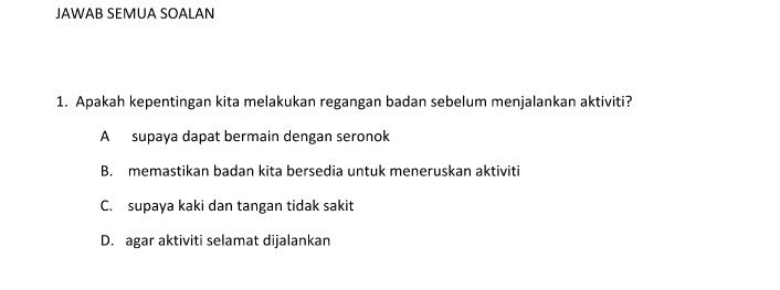 Soalan Pentaksiran Awal Tahun Bahasa Melayu Tahun 2 Terhebat Bank soalan Semua Subjek Tahun 4 Akhir Tahun My School Of Senarai Pentaksiran Awal Tahun Bahasa Melayu Tahun 2 Yang Bernilai Khas Untuk Guru-guru Dapatkan!