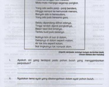 Soalan Peperiksaan Akhir Tahun Bahasa Inggeris Tingkatan 5 Terhebat Pustaka Vision 18 Kertas Model Pt3 2018 Bahasa Melayu Tingkatan 1