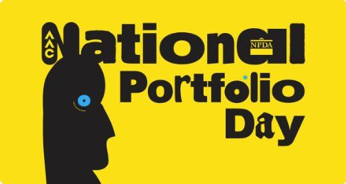 the online graduate ntlportfolioday event is this friday nov 30 ask questions and present your portfolio from the comfort of your own couch