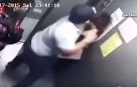 wanita dipukul dan dirompak dalam lif di setapak