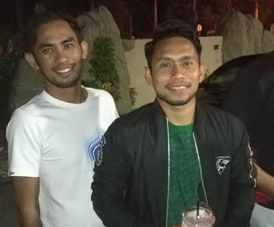 kehadiran bekas pemain selangor dan pemain kebangsaan indonesia andik vermanshah kanan tiba di alor setar petang tadi menguatkan lagi teka teki penyokong