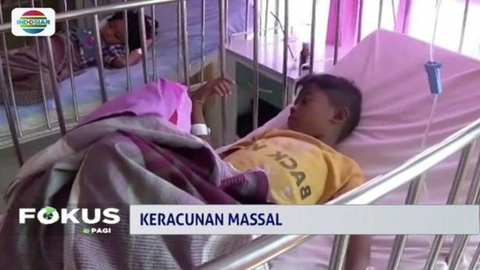 10 anak di polewali mandar keracunan usai santap kerang hijau news liputan6 com