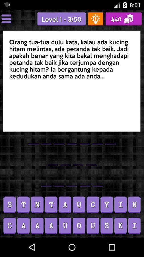 teka teki malaysia 1 0 4 screenshot 2