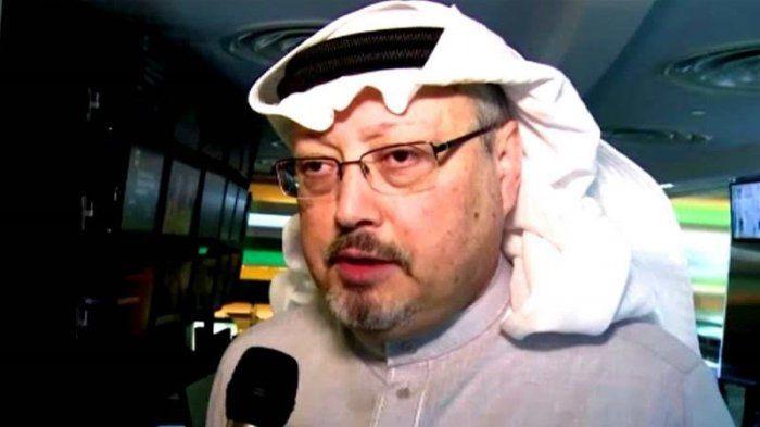 teka teki hilangnya khashoggi erdogan menduga sejumlah ruangan di konsulat saudi sudah dicat ulang
