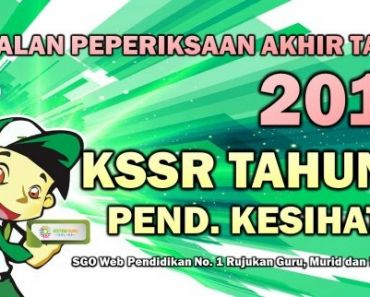 Download Rpt Pendidikan Jasmani Tahun 5 Baik soalan Peperiksaan Akhir Tahun 2018 Kssr Tahun 5 Pendidikan Kesihatan