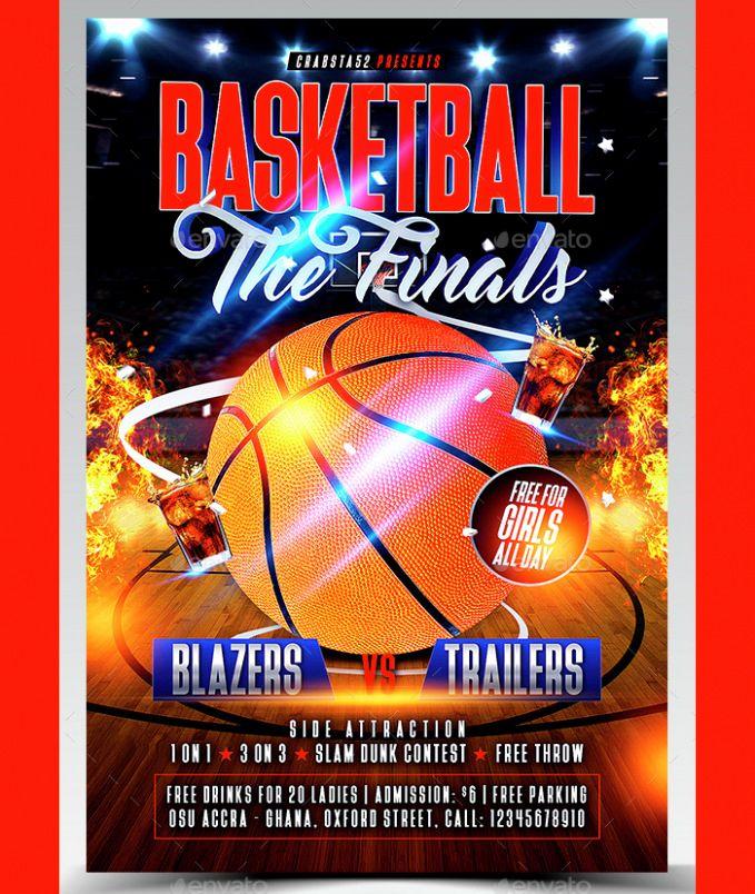 free basketball flyer template new basketball flyer template free 1 s also free