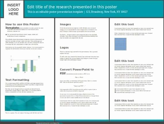 free research poster templates inspirational a e a sample from word resume template source netforcepress 0d e3159fe