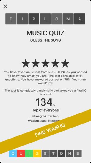music quiz guess the song on the app store