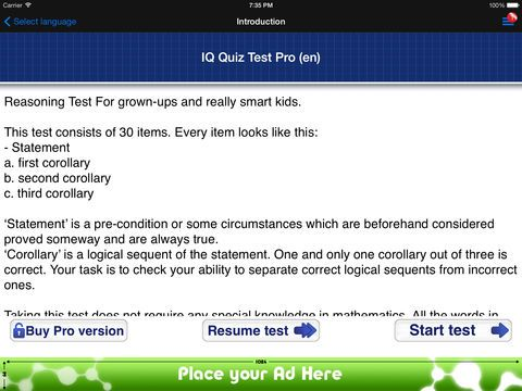 screenshot 2 for indigo iq free