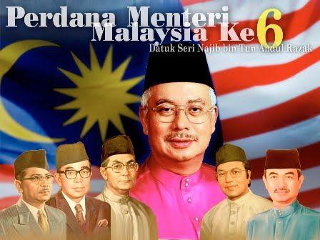 sebagai rakayt malaysia kite wajib tahu siapa perdana menteri malaysia ni pon termasuk dalam soalan pengetahuan am kuiz tu hahaha