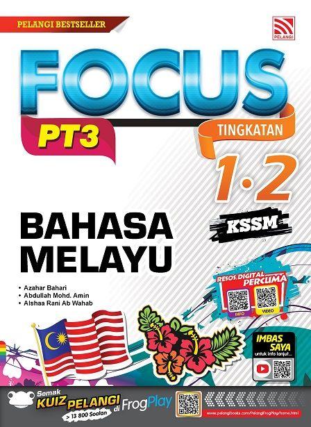 focus tingkatan 2 bahasa malaysia 2018