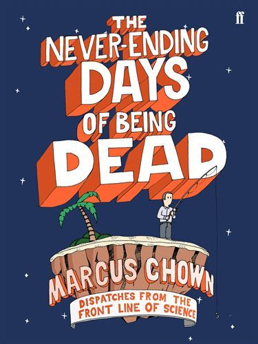 cover art for never ending days of being dead dispatches from the front line of