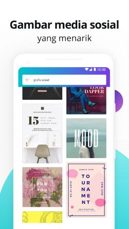 screenshot canva desain grafis pembuat poster kolase foto 4