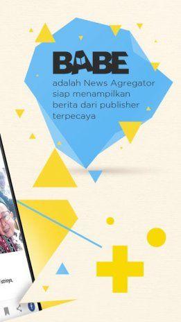 babe berita indonesia screenshot 1 babe berita indonesia screenshot 2