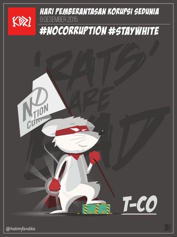 tikus putih anti korupsi