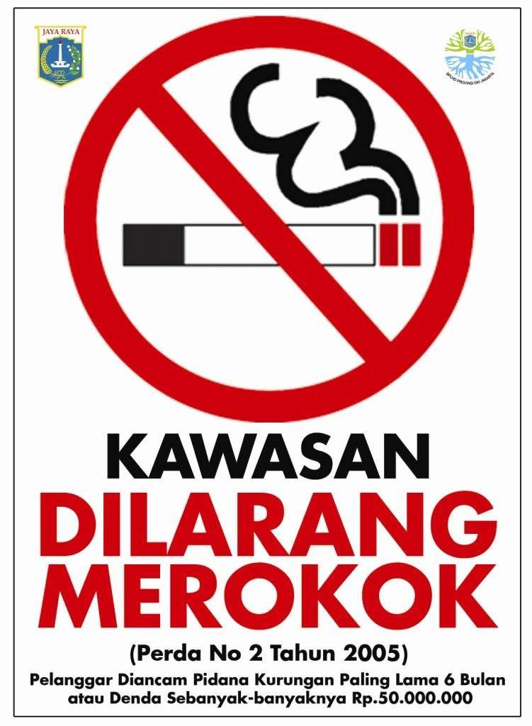 Senarai Terbesar Poster Dilarang Merokok Yang Penting Dan Boleh Di