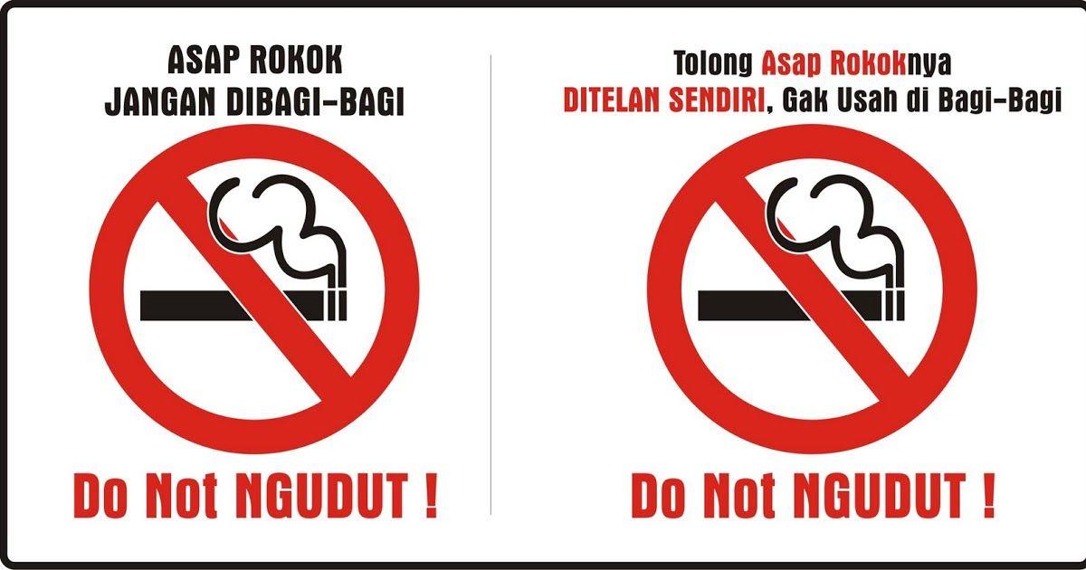 Senarai Poster Larangan Merokok Yang Bernilai Dan Boleh Di Dapati