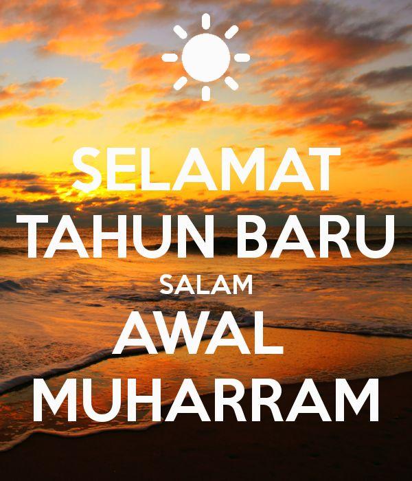 selamat tahun baru salam awal muharram