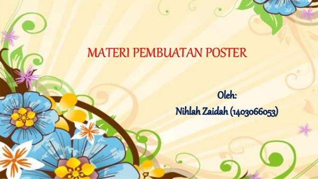 Poster Pameran Seni Rupa Bermanfaat Poster
