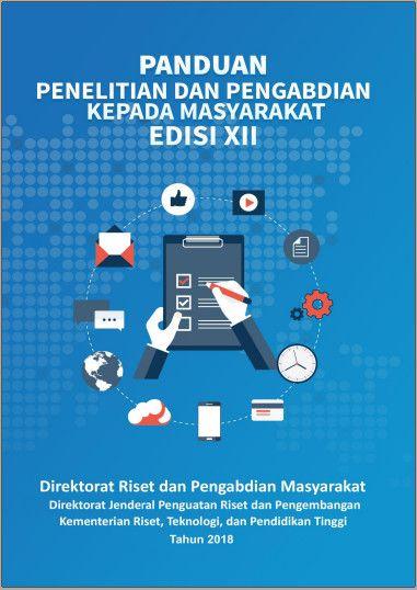 penerimaan proposal penelitian dan pengabdian kepada masyarakat untuk pendanaan tahun 2019