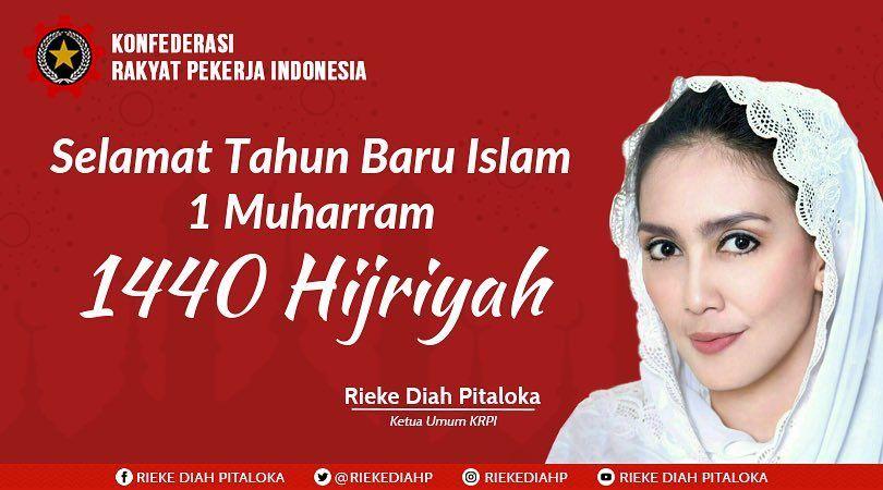 Poster Tahun Baru islam Menarik Fppli Hash Tags Deskgram
