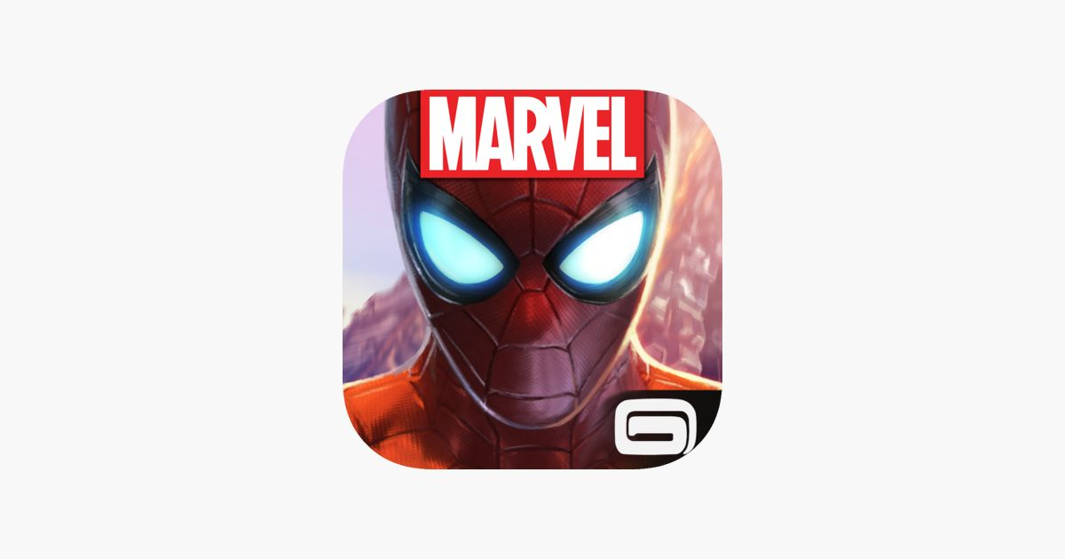 marvel spider man unlimited na usluzi app store