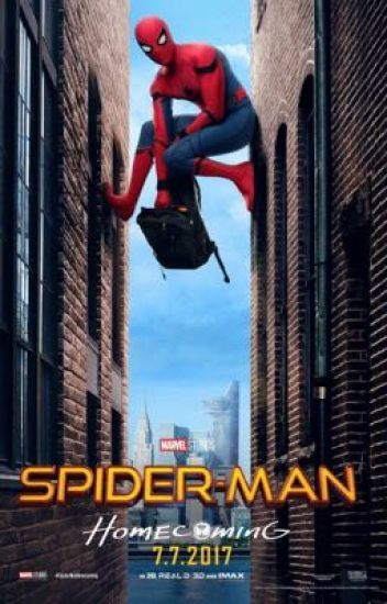 Spider Man Homecoming Poster Terhebat Spider Man Homecoming C Cookie Wattpad