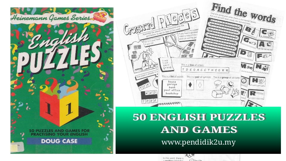 english puzzle sekolah rendah