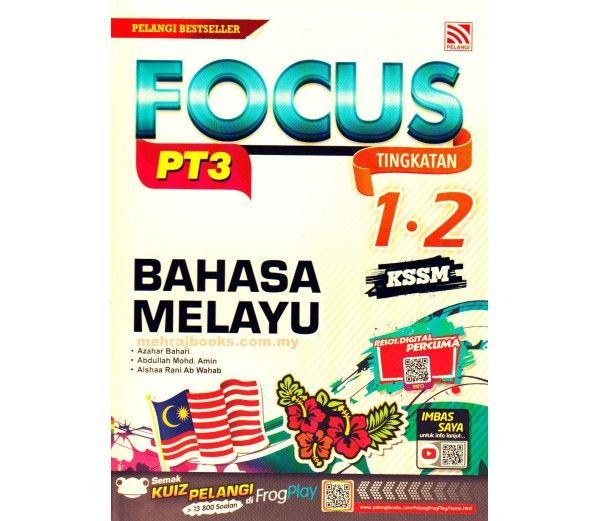 focus pt3 bahasa melayu tingkatan 1 2