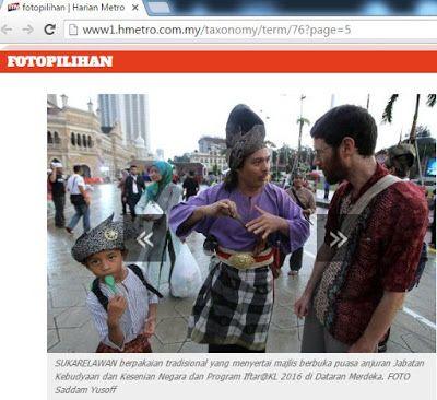 pagi selasa 14 jun pula ada pembaca meninggalkan komen dalam ruangan berkenaan pada artikel iftar kl 2016 menggamit silaturrahim perjuangan sambil disapa