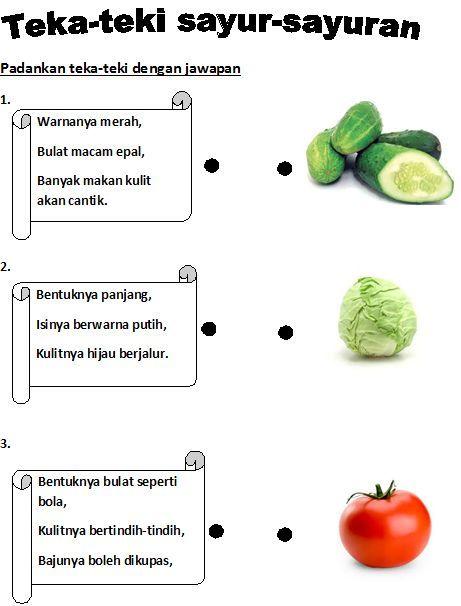 contoh teka teki bersama jawapan yang meletup untuk para guru of pelbagai contoh teka teki bersama