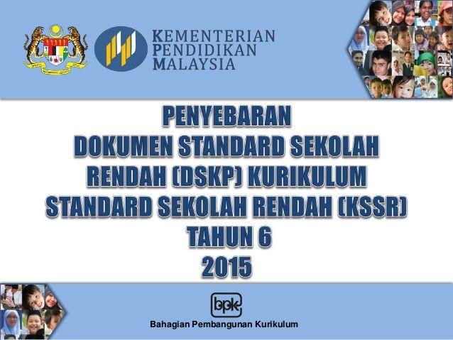 Download Dskp Pendidikan Jasmani Tahun 2 Berguna 2 Taklimat Umum Kssr