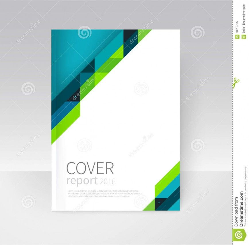 009 brochure flyer poster annual report cover template geometric absract background blue green diagonal lines design