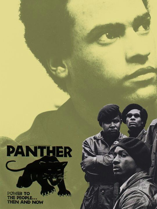 Black Panther Poster Meletup by Rejecting the Love Of One I Received the Love Of All by