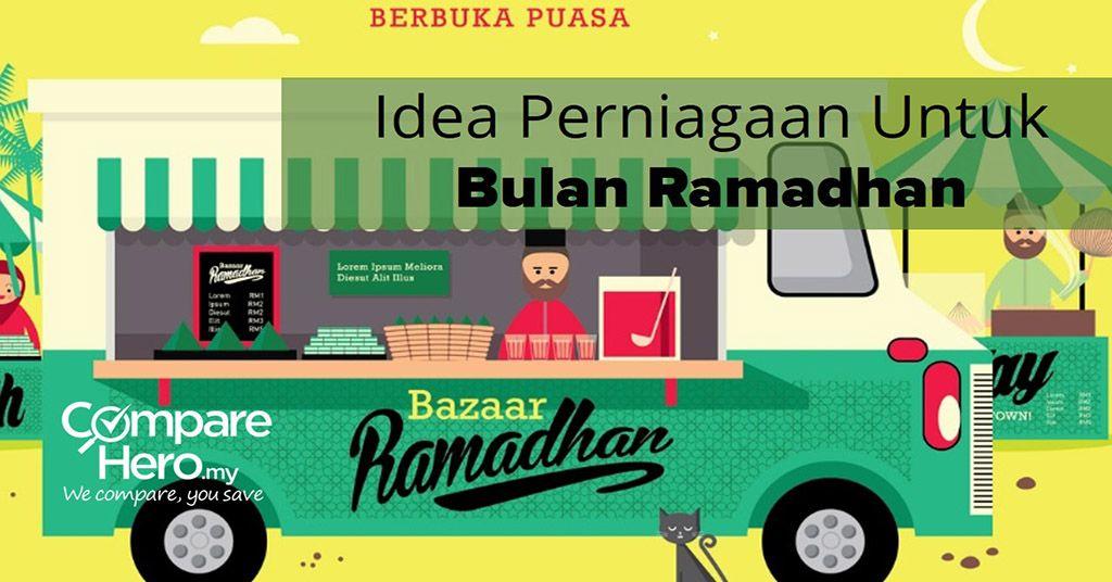 idea perniagaan pada bulan ramadhan