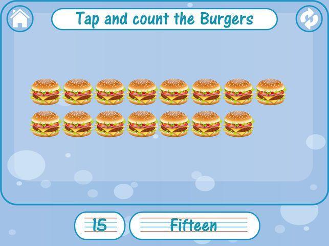 kanak kanak mengira fun matematik iq nombor prasekolah pendidikan di app store