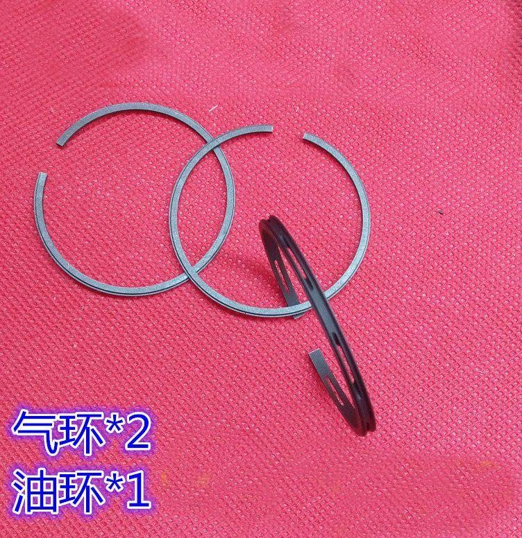 3 in 1 set air compressor 2 51mm 42 47 48 50 65 70 75 80 90 95 100 115 125mm diameter luar balance sealing piston od cincin