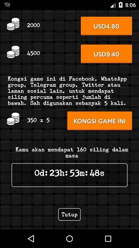 teka teki malaysia apk screenshot