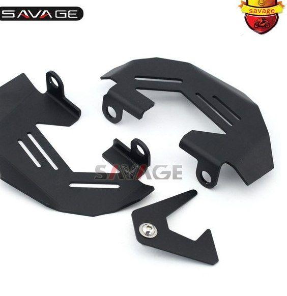 untuk bmw r1200gs lc adv 14 16 r1200rs s1000xr r1200r 15 16 sepeda motor aluminium depan kiri kanan brake caliper sampul penjaga