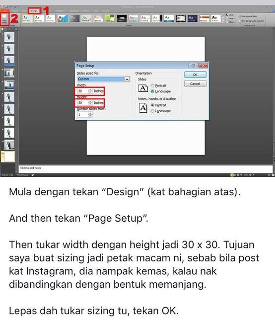 1 pilih design