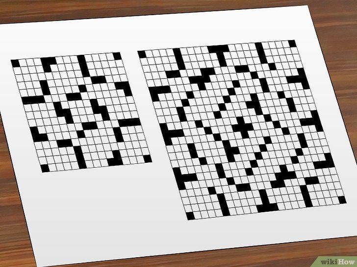 gambar berjudul make crossword puzzles step 10