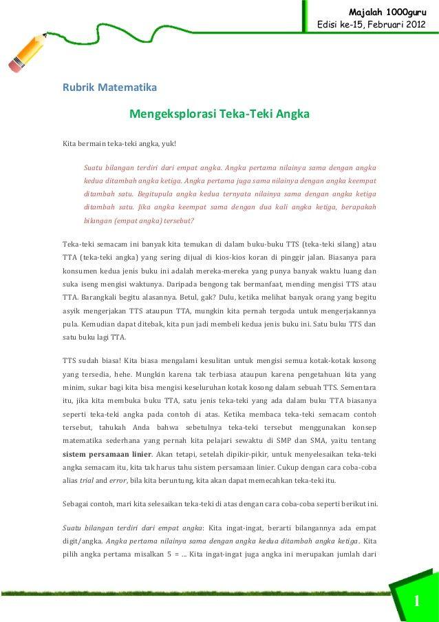 redaksi majalah 1000guru 5