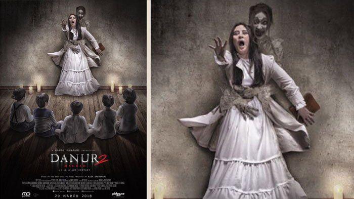 danur 2 poster resmi perlihatkan 5 teman tak kasat mata risa saraswati